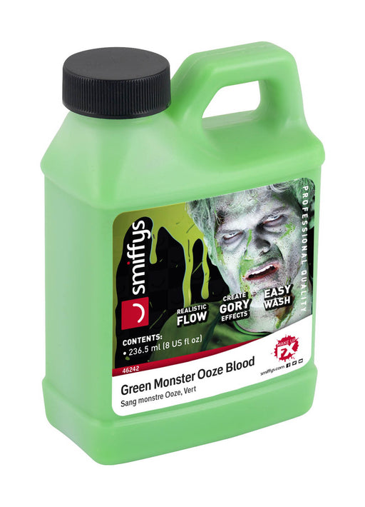 Green Monster Blood