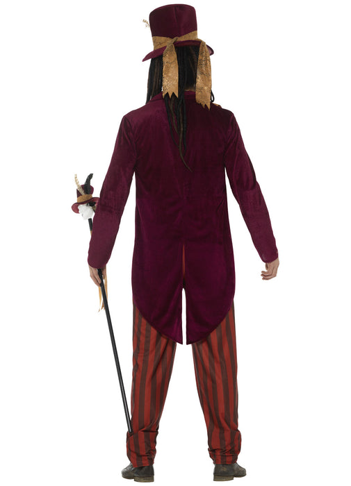 Voodoo Witch Doctor Costume Adult — Party Britain