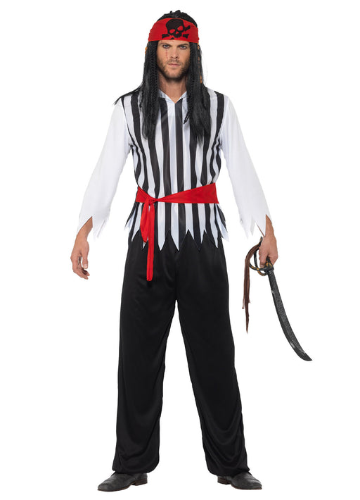 Pirate Costume Adult