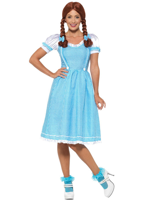 Kansas Country Girl Costume Adult