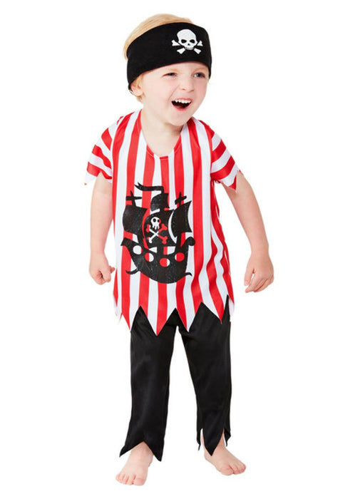 Jolly Pirate Costume Toddler