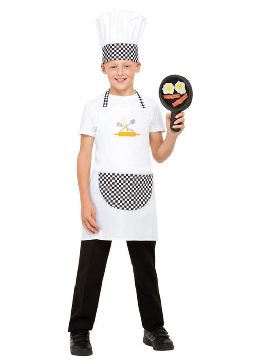 Chef Costume Kit Child
