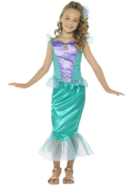 Deluxe Mermaid Costume Child