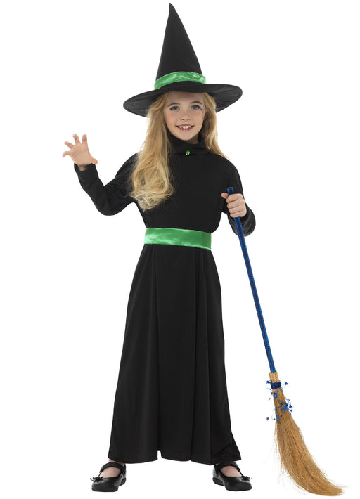 Wicked Witch Costume Child