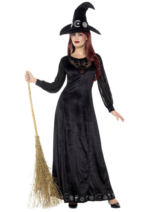 Deluxe Witch Craft Costume Adult