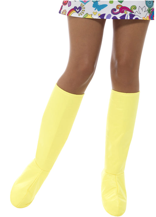 Yellow GoGo Boot Covers