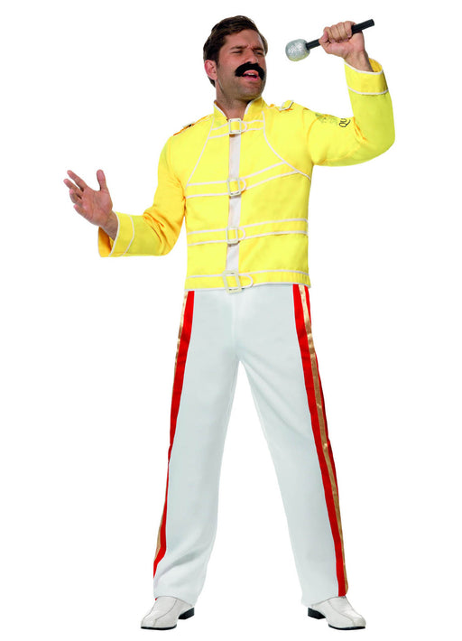 Queen Freddie Mercury Costume Adult
