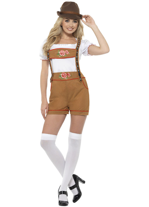 Sexy Bavarian Beer Girl Costume Adult