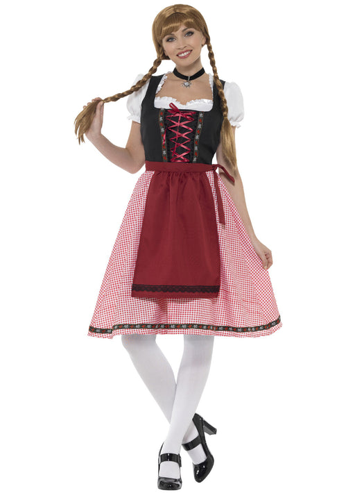 Bavarian Tavern Maid Costume Adult