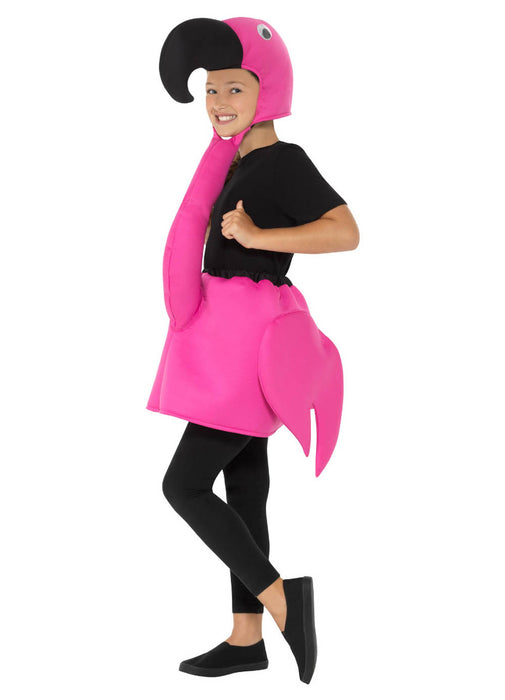 Flamingo Costume Child