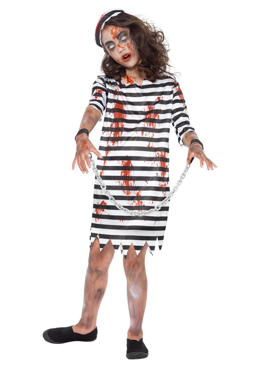 Zombie Convict Girl Child