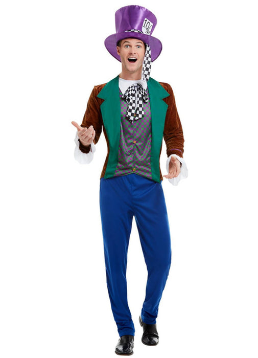 Mad Hatter Costume Adult