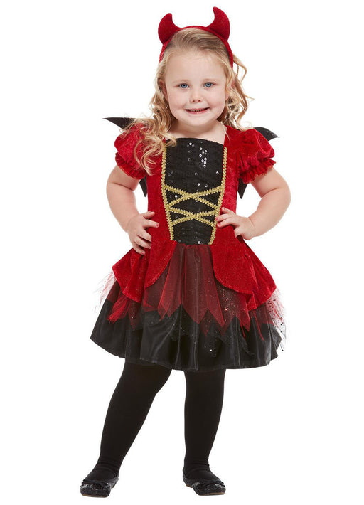 Devil Costume Toddler