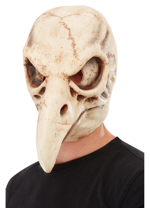 Bird Skull Latex Mask