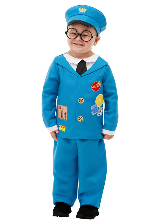Postman Pat Costume Child