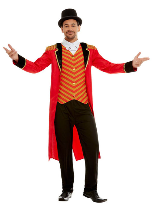 Deluxe Ringmaster Costume Adult