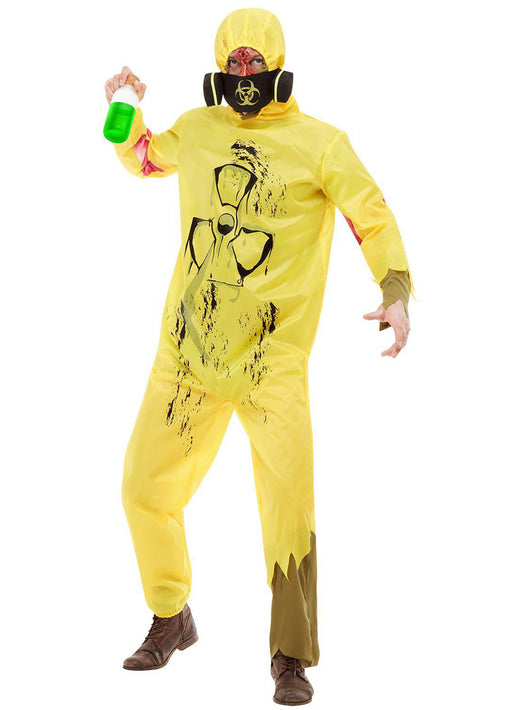 Bio Hazard Suit Costume Adult