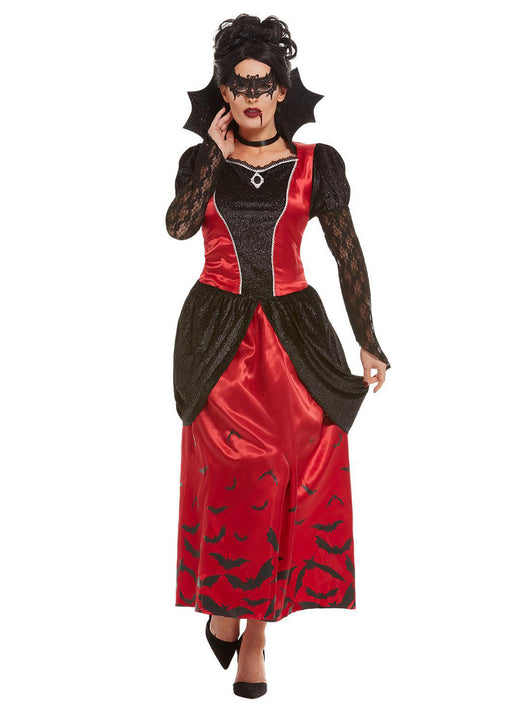 Gothic Vampiress Costume Adult