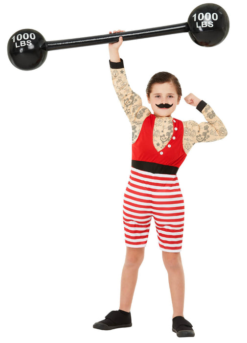 Deluxe Strong Boy Costume Child