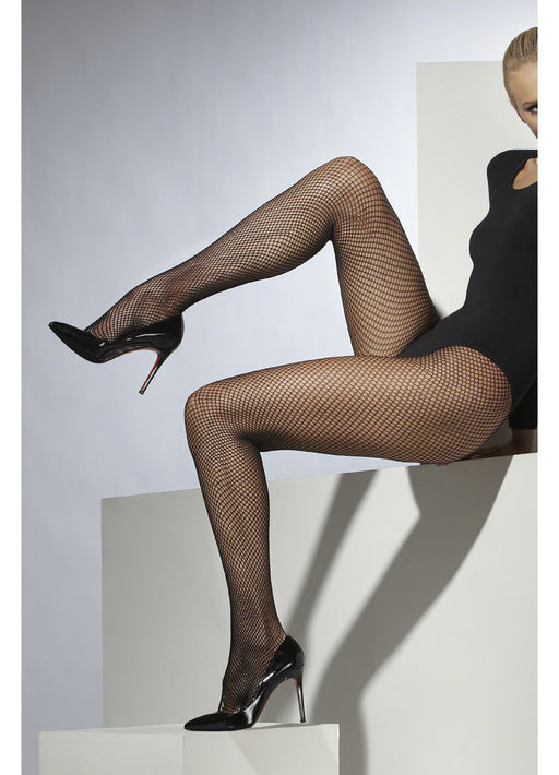Black Fishnet Tights
