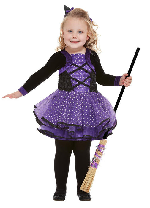 Pretty Star Witch Costume Toddler