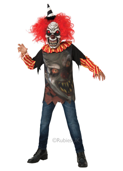 Freako The Clown Costume Child