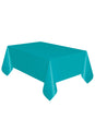 Caribbean Teal Table Cover