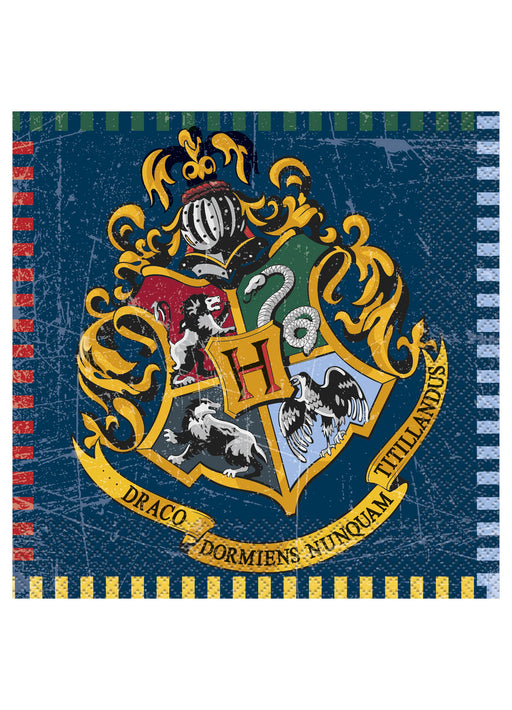 Harry Potter Party Napkins 16pk