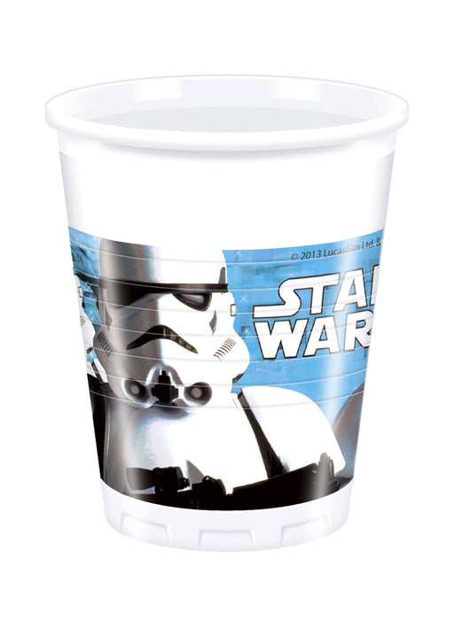 Star Wars Party Cups 8pk