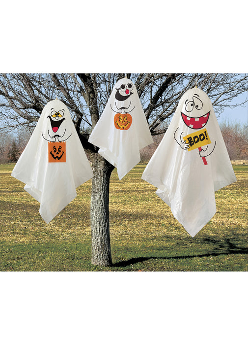 Hanging Ghost Decorations