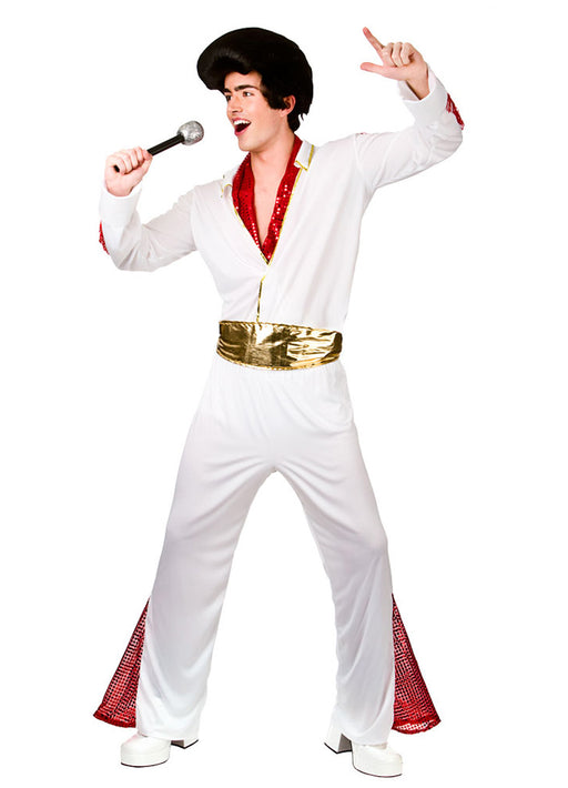 King Of Rock 'N' Roll Costume Adult