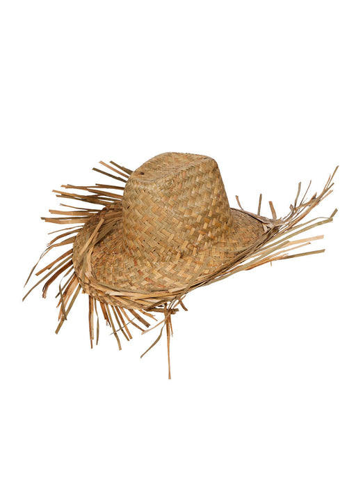 Hawaiian Straw Hat