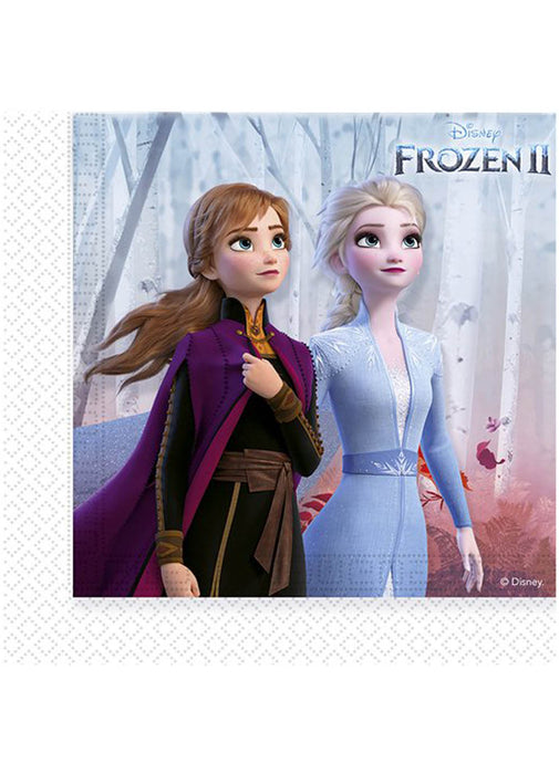 Disney Frozen 2 Napkins 20pk