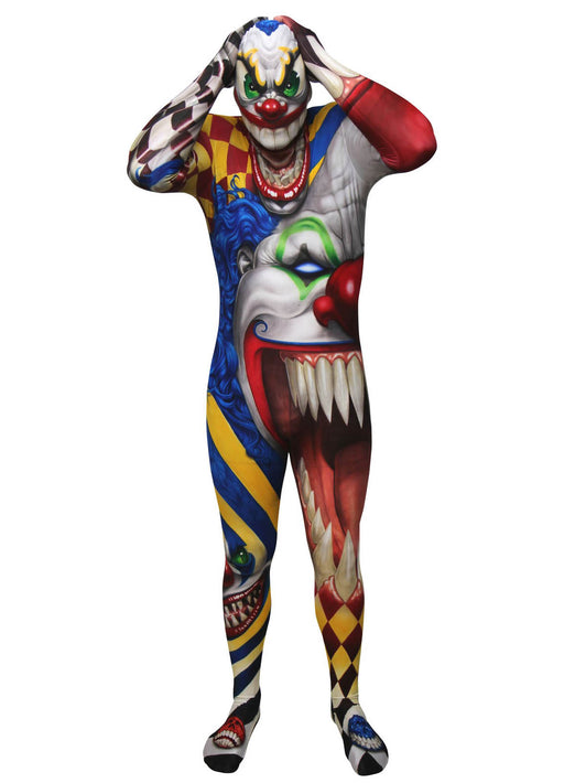 The Clown Morphsuit Costume Adult