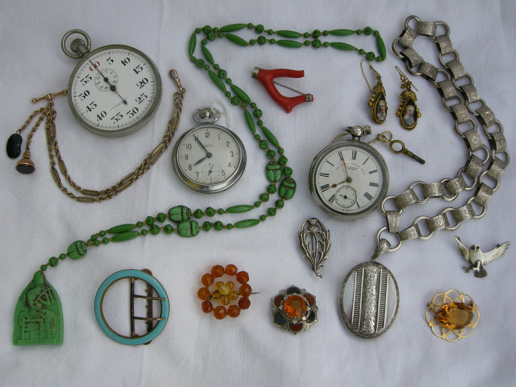 Jewellery Antiques & Collectables