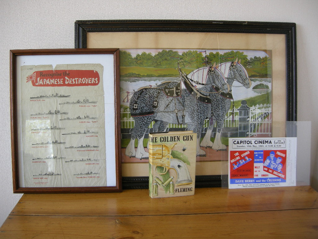 Pictures, Books & Ephemera Antiques & Collectables