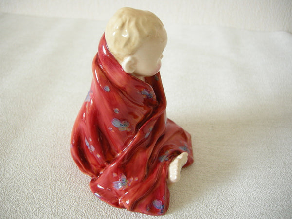 Cute early Doulton This Little Pig figure in excellent condition