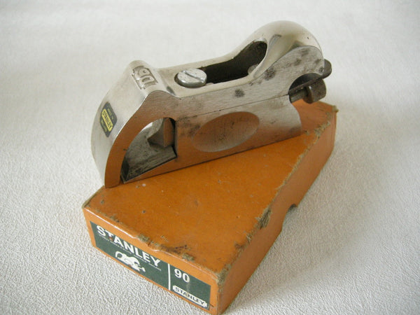Excellent little used STANLEY NO. 90 bull nose plane in original box