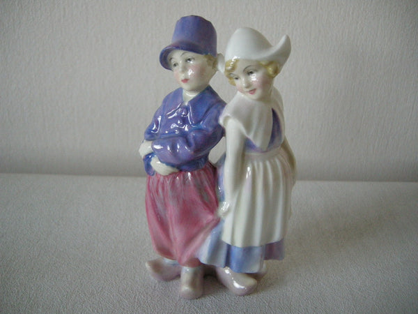 RARE EARLY DOULTON WILLY-WON'T-HE FIGURE