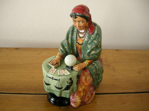 Rare Royal Doulton Fortune Teller figure No. HN 2159 perfect condition