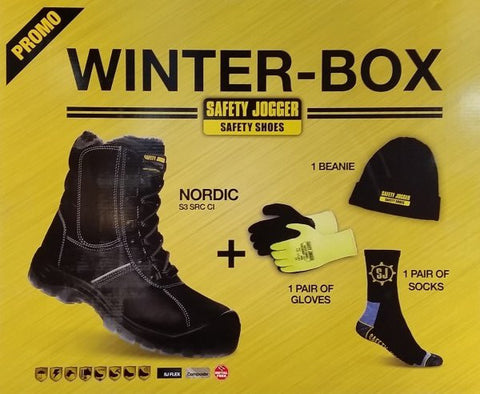 Safety Jogger Promotion box