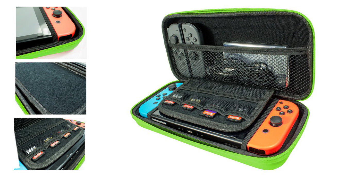 Nintendo Switch Case by Orzly