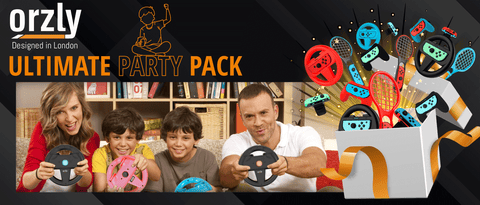 PartyPack Banner