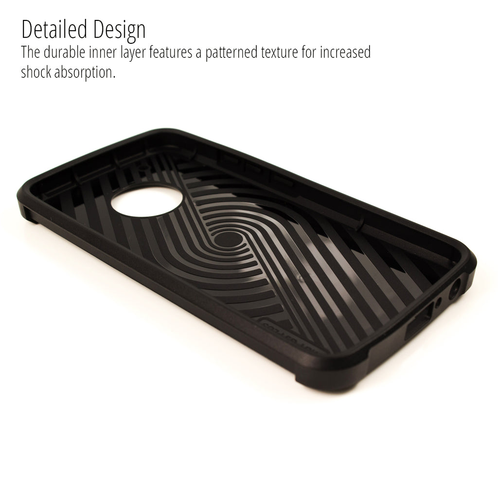 Duo-Armour Case for Moto G5 - Orzly