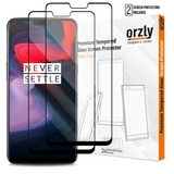 Pro-Fit Tempered Glass Screen Protector For OnePlus 6 - TWIN PACK
