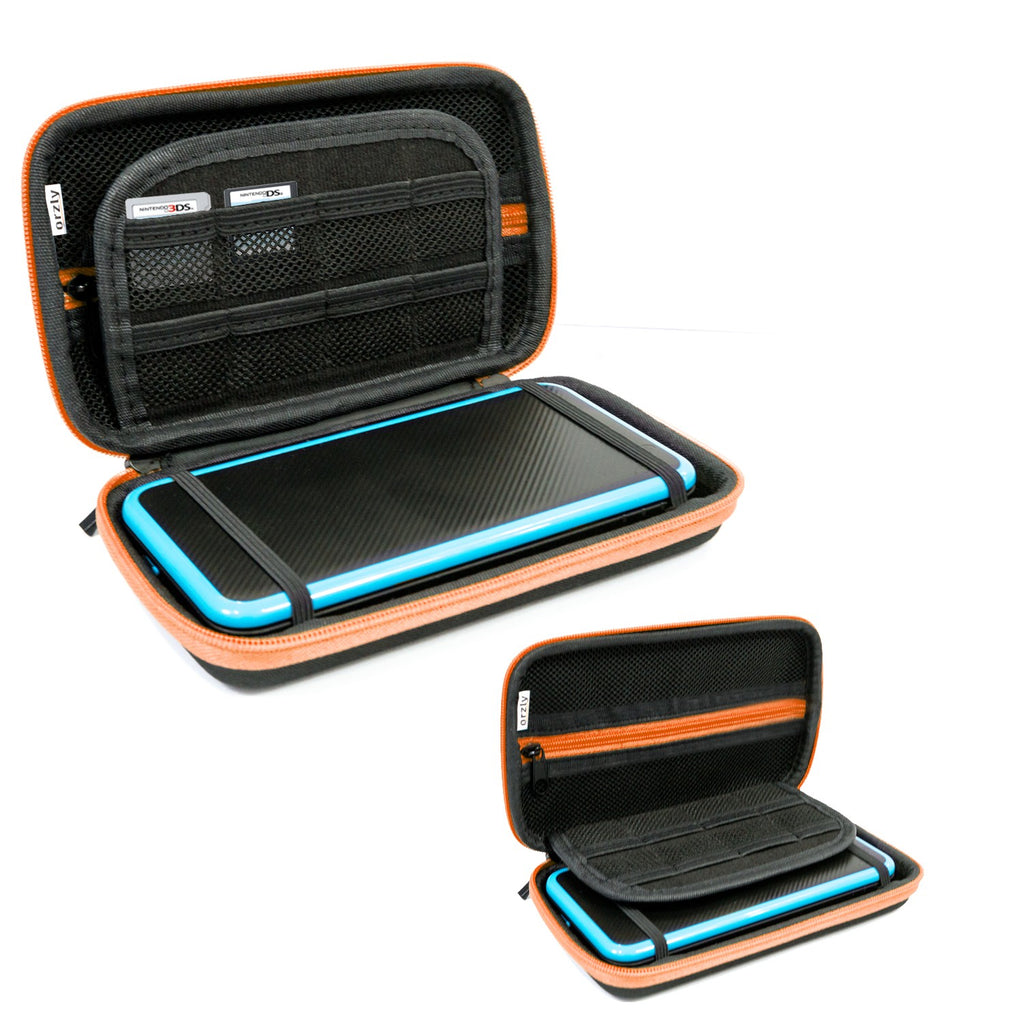 Carry Case for New Nintendo 2DS XL - Orzly