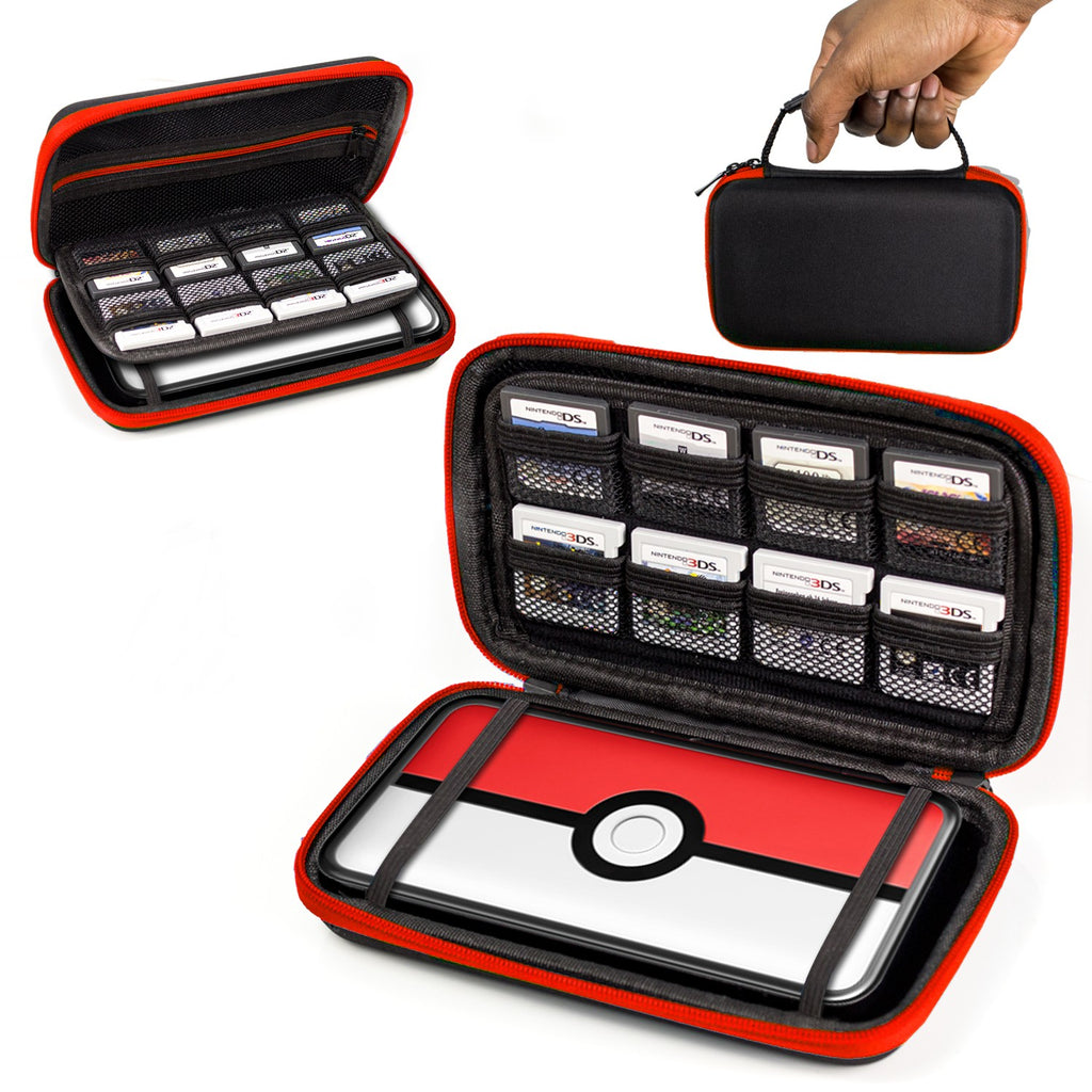 Carry Case for New Nintendo 2DS XL - Mario Day - Orzly