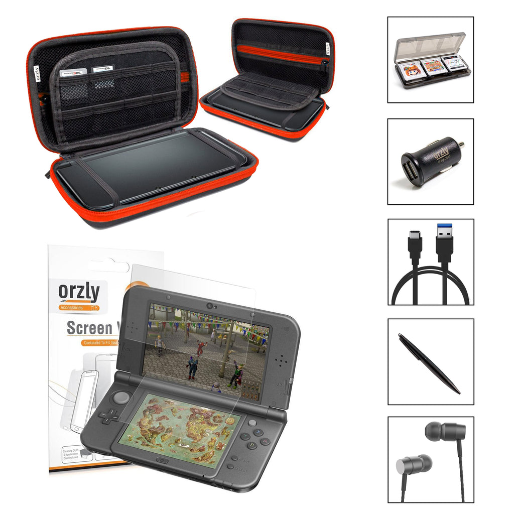 Essential Pack for Nintendo 3DS XL / New 3DS XL