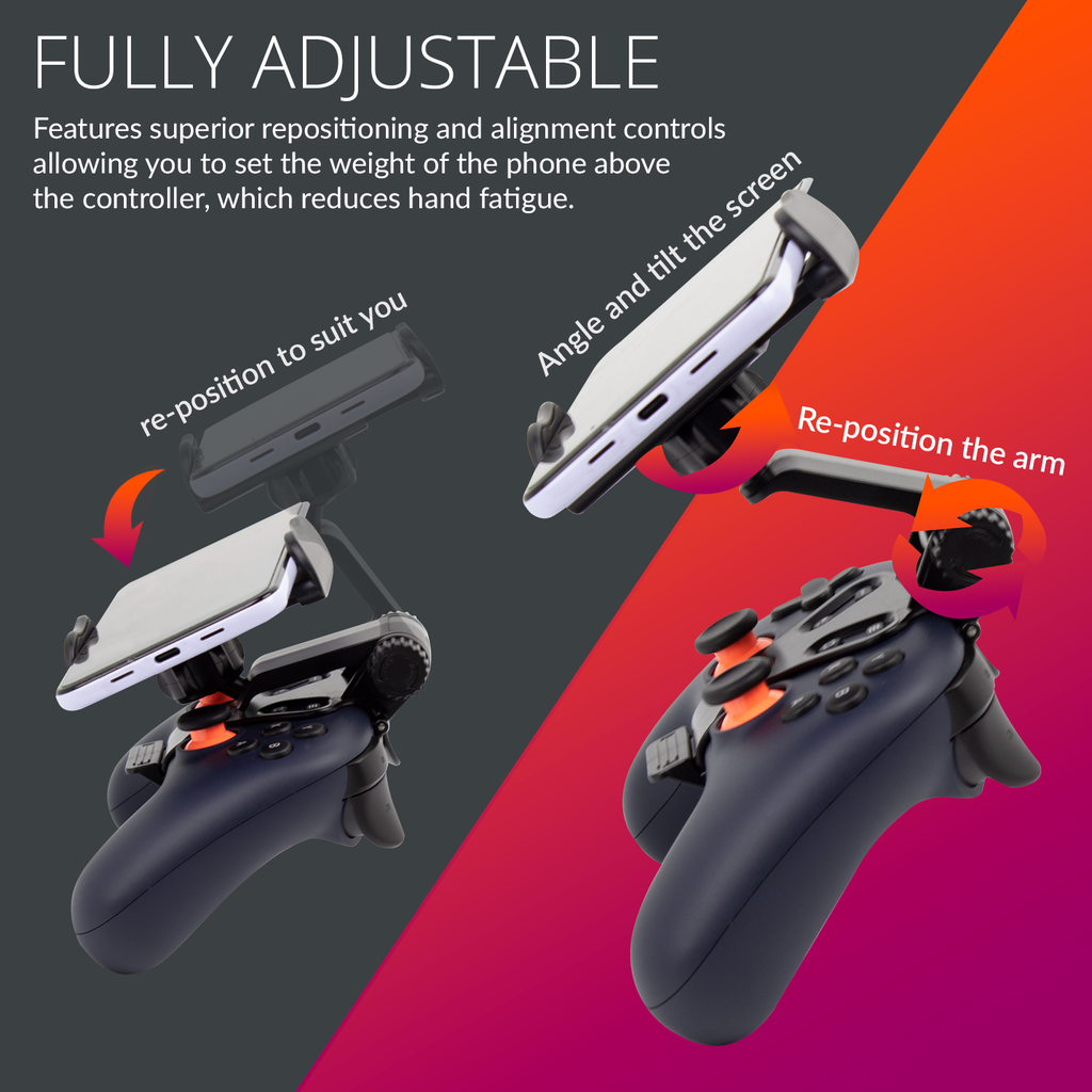 Phone Mount for Google Stadia - Orzly