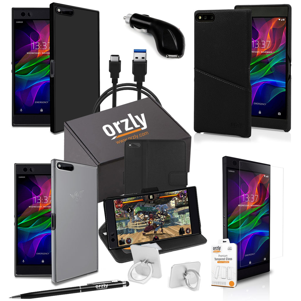 Essential Pack For Razer Phone - Orzly